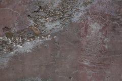 抽象水泥和石头设计特写镜头 免版税图库摄影