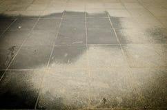 抽象水泥墙壁 库存图片
