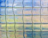 抽象玻璃马赛克细节  库存图片