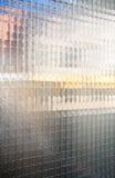 抽象玻璃 免版税库存照片