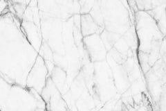 抽象黑白大理石仿造了(自然样式)纹理背景 库存照片