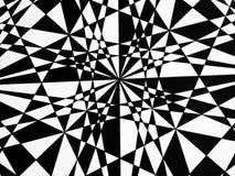 抽象黑白背景 向量例证