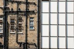 抽象建筑学。 免版税图库摄影