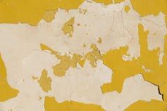 抽象建筑学老混凝土墙 免版税库存照片