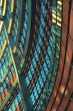 抽象建筑学细节 库存照片