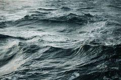 抽象水纹理背景 被反射的星期日水 库存照片