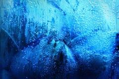 抽象水纹理 免版税库存照片