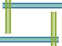 抽象直线有您的文本的白纸背景 免版税图库摄影