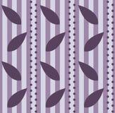 抽象紫罗兰色条纹图形传染媒介 库存例证