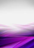 抽象紫罗兰色现代背景 库存例证