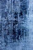 抽象派背景冰纹理冬天 库存图片