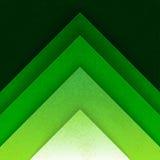 抽象绿色三角塑造背景 免版税库存图片