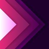 抽象紫色三角塑造背景 图库摄影