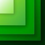 抽象绿色三角塑造背景 库存照片