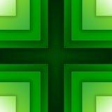 抽象绿色三角塑造背景 免版税图库摄影