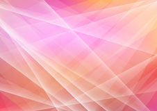 抽象紫色多角形塑造墙纸 库存图片