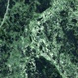 抽象绿色矿物结构 免版税库存照片