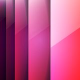 抽象紫色长方形形状 库存照片