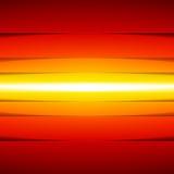 抽象黄色,橙色和红色长方形形状 图库摄影