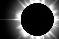 抽象黑色desgin几何漏洞幻觉例证光学形状 库存照片