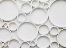抽象3D几何设计背景 库存图片