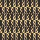 抽象派deco无缝的pattern_2 免版税图库摄影