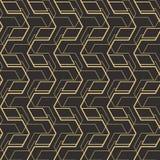抽象派deco无缝的pattern_1 库存照片
