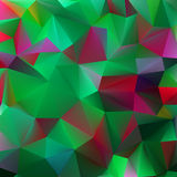 抽象3d几何线路现代grunge。 EPS 8 免版税图库摄影