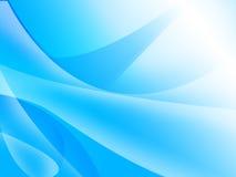 抽象baground蓝色 库存照片