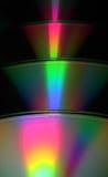 抽象cds 库存照片