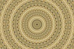 抽象circlular 免版税库存照片