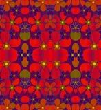 300抽象dpi eps花卉充分的图象包括了JPG模式可升级的V-8 免版税库存照片