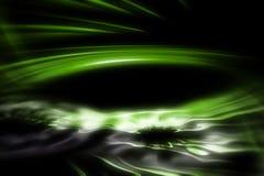抽象eco波浪设计 图库摄影