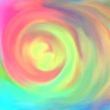 抽象raibow五颜六色的传染媒介背景 皇族释放例证