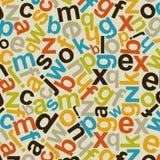 按字母顺序的background2 免版税库存图片