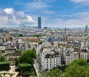 拉丁巴黎季度 库存照片