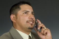 拉丁美州的电话 免版税库存图片