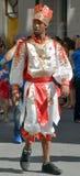 拉丁舞蹈家 免版税库存照片