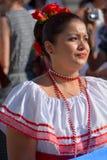 拉丁舞蹈家 免版税图库摄影