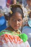 拉丁舞蹈家 库存照片