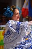 拉丁舞蹈家 库存图片