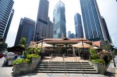 拉乌Pa星期六节日市场在新加坡 库存图片