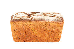 拉伊麦子平底锅面包 库存照片
