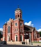 拉克罗斯教会 免版税库存图片
