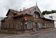 拉克韦雷 爱沙尼亚 免版税库存照片