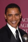 贝拉克・奥巴马 免版税库存照片