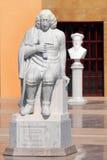 拉利博物馆(雷卡纳蒂)在凯瑟里雅以色列 库存图片