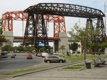 拉博卡在布宜诺斯艾利斯。 库存照片