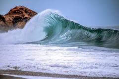 拉古纳海滩水天才 库存照片