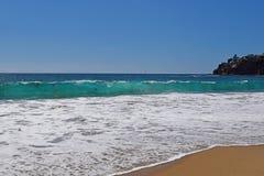拉古纳海滩波浪 免版税库存照片